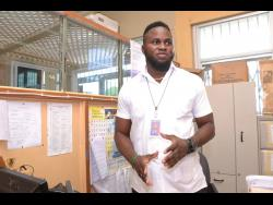 Carey Carter, 34, one of many Jamaicans to have benefited from the benevolence of the late Dr Jephthah Ford.