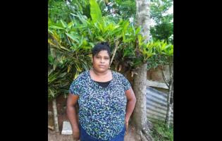 Marvalee Thomas, a mother of nine children.