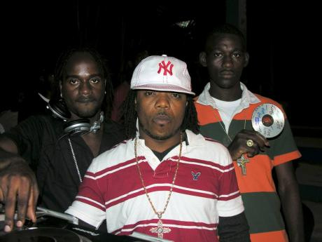 Members of Swatch International sound system.