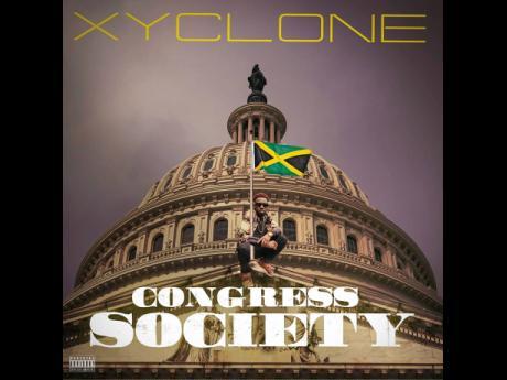 XYCLONE album cover.