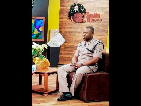 Deputy Superintendent of Police, Omar Morris